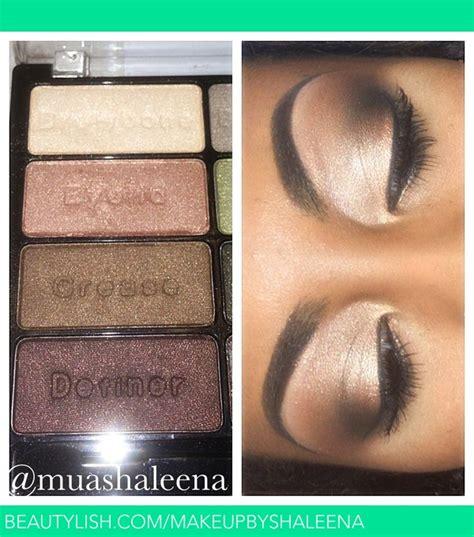 Comfort Zone Palette Tutorial by Soft Brown Eyeshadow Shaleena B S Makeupbyshaleena
