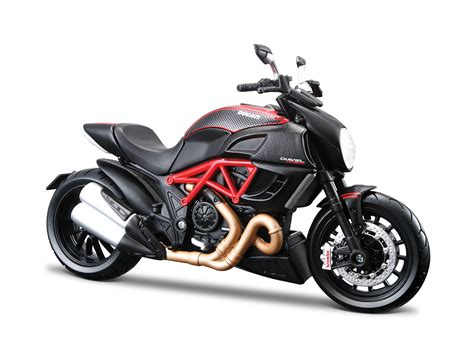 ducati  diavel carbon model motorcycles hobbydb
