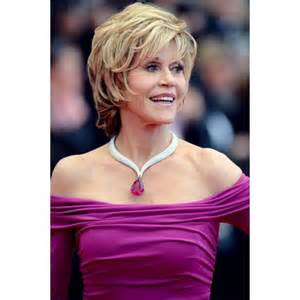 are fonda hairstyles wigs or own hair jane fonda short hairstyles for women 100 real human hair