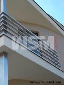balcony banister best 25 balcony railing design ideas on pinterest