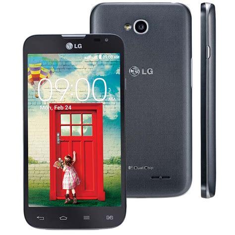 Handphone Lg L70 Dual smartphone lg l70 dual d325 preto tela de 4 5 dual chip android 4 4 c 226 mera 8mp e