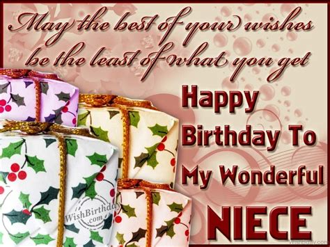Wishing Happy Birthday To My 46 Birthday Wishes For Niece