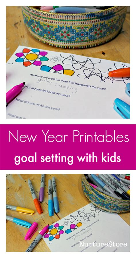 new year review free new year review goal setting with printables