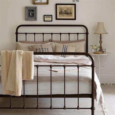 wrought iron bed bedroom pinterest