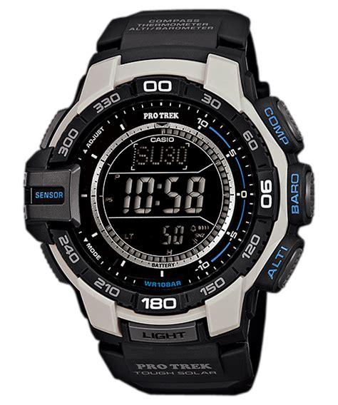 Jam Tangan Priacowok Casio Tough Solar Original Bergaransi Resmi jual protrek prg 270 7 baru jam tangan terbaru murah