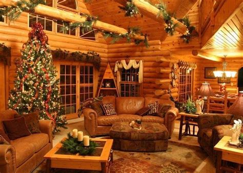 christmas decorating ideas for log homes 115 best log cabin rooms images on log cabins rustic bedrooms and rustic homes