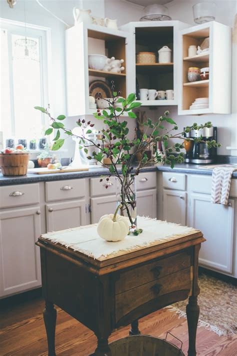 cozy kitchen decor inspiration a simple cozy kitchen the simply