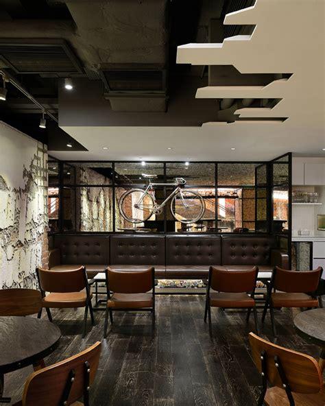 Urban bakery café by Joey Ho Design, Hong Kong ? China » Retail Design Blog