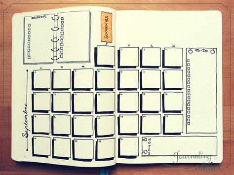 monthly layout bullet journal bullet journal page mensuelle pages mensuelles monthly