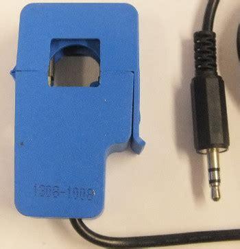 Current Sensor Sct013 100a Current Bitsbox Electronic Components