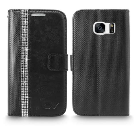 Best Leather Samsung Galaxy S7 Edge Wallet Premium Flip Cover Ca 5 best samsung galaxy s7 edge wallet cases and covers
