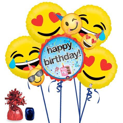 Balon Foil Emoji Birthday emoji birthday balloons page two birthday wikii
