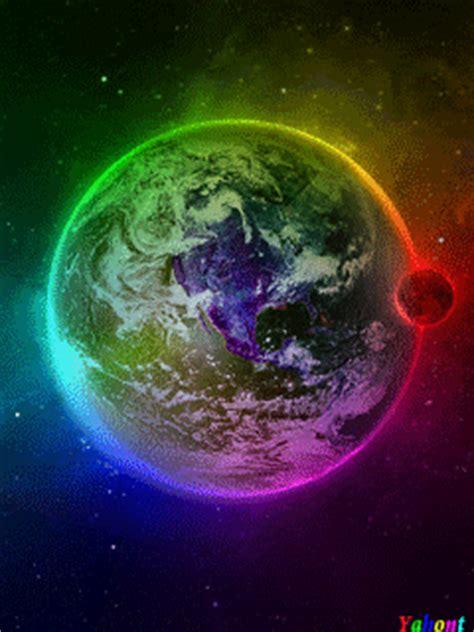 kumpulan animasi gif bergerak planet  benda langit