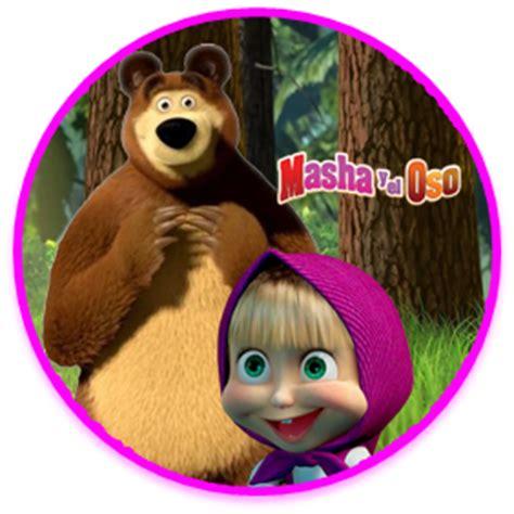 imagenes png masha y el oso kit imprimible candy bar masha y el oso para cumplea 241 os