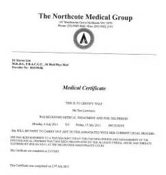 Australian Doctors Certificate Template by The Injustice System
