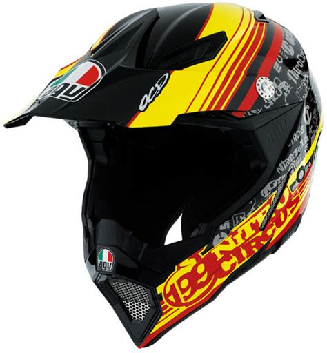 agv motocross helmets agv introduces the tp199 signature helmet motocross