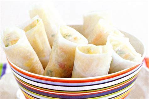 Rice Paper Rolls In Advance - rice paper rolls recipe taste au