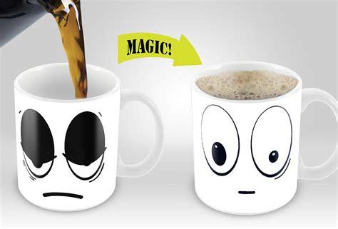 amazing mugs cortunex yellow wake up magic mug amazing new heat