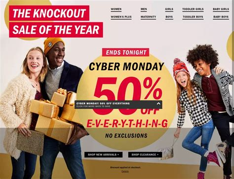 old navy coupons cyber monday old navy cyber monday 2018 ads deals and sales