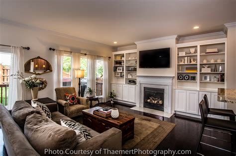 the living room st louis st louis real estate photographer living room in dogtown