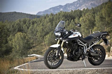Motorrad Triumph Tiger 800 by Triumph Tiger 800 Und 800 Xc Motorrad Fotos Motorrad Bilder