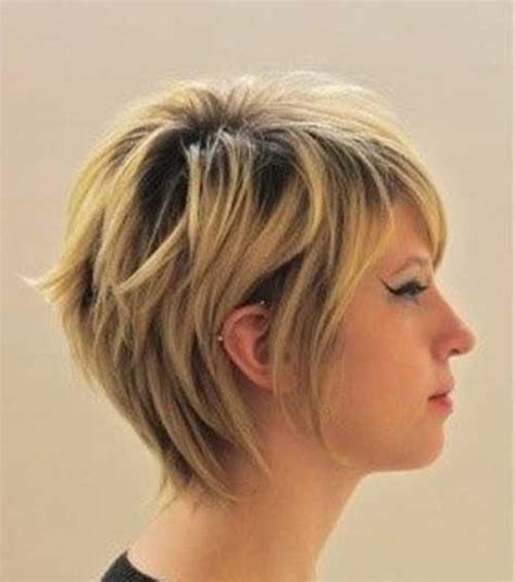 15 cute short layered haircuts short hairstyles 2018