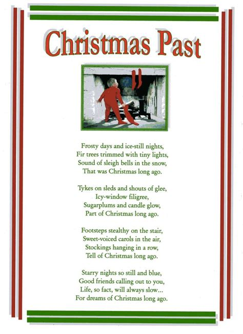 christmas poems   family  family friends  christmas laminated poem gifts