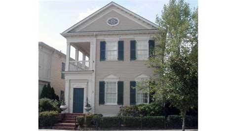 charleston side house plans anson park building science associates southern living house plans