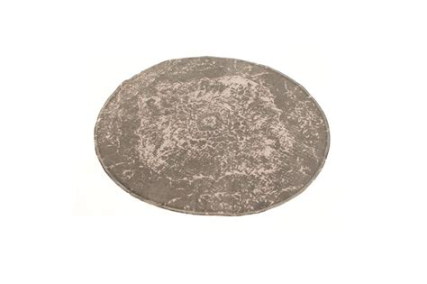 teppiche rund 200 cm rund teppich 200 cm cassis rund grau