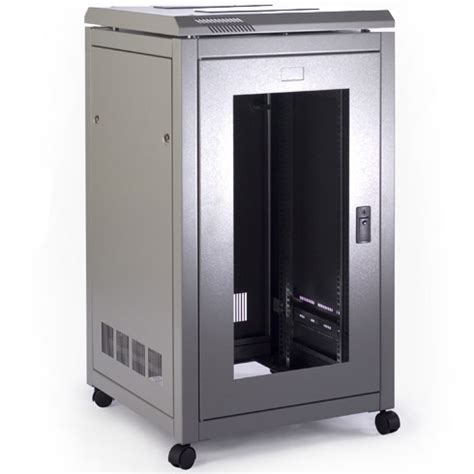 19 Data Cabinet by Prism Pi Data Cabinet 18u 600 X 600 19 Inch Rackmount Cab1866
