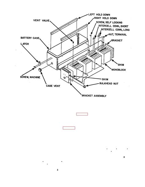 section vi section vi battery storage bb 672 u