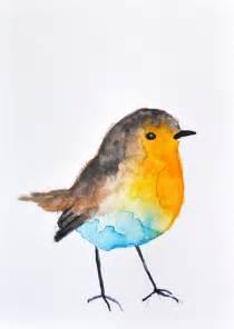 Explore watercolor birds art illustrations and more