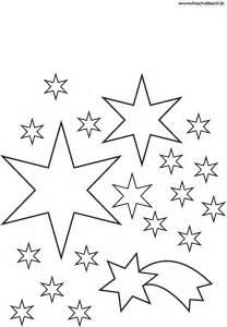 Kostenlose Vorlage Weihnachtssterne Window Color Vorlagen Sterne Sternenbilder Als Malvorlagen F 252 R Fensterbilder Zu Weihnachten