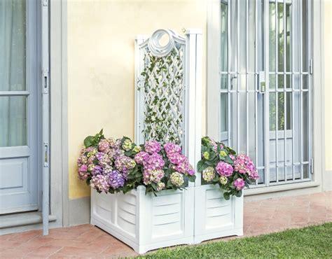 fioriere pvc fioriere con grigliato in pvc grigliati e recinzioni le