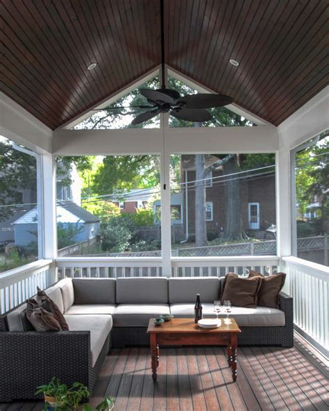 porch design 38 amazingly cozy and relaxing screened porch design ideas