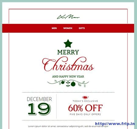 new year email template 2016 23 best new year email templates 2016 frip in