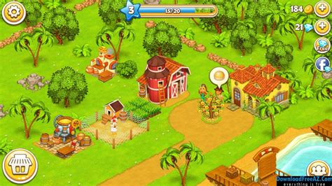 android game mod paradise hay day farm paradise hay island bay v1 50 apk mod unlimited