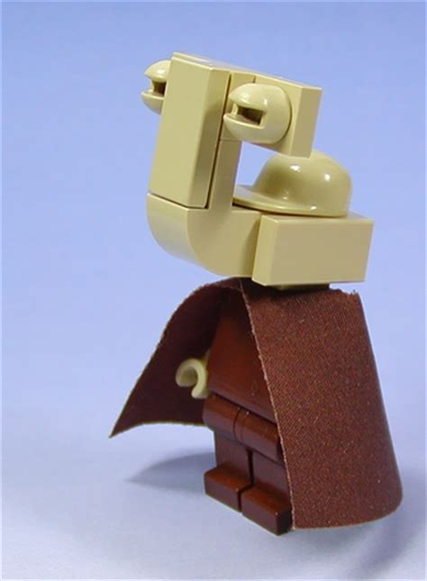 Lego Ithorian Wars bith and ithorian minifigs by moko the brothers brick the brothers brick