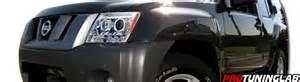 2005 Nissan Xterra Headlights 2005 2009 Nissan Xterra Eye Halo Projector