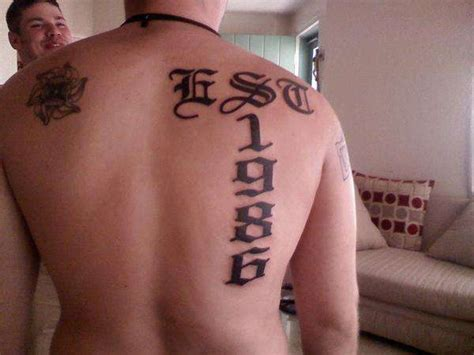 est 1986 tattoo designs est 1986