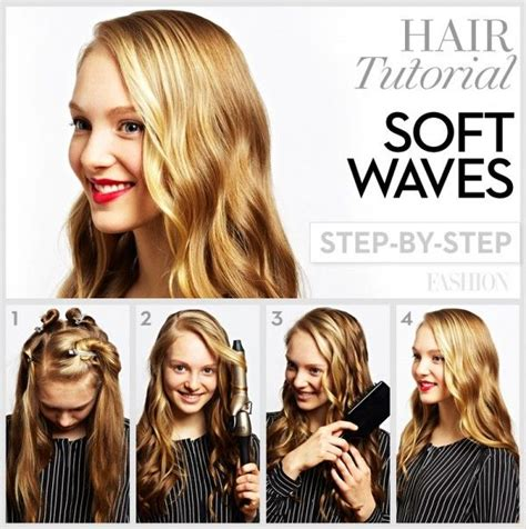 beach waves hair tutorial curling wand perfect victoria best 25 soft waves tutorial ideas on pinterest hair