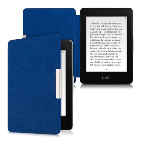 amazon kindle paperwhite kwmobile case for amazon kindle paperwhite e book