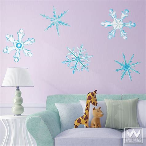 frozen removable wallpaper wall mural decals removable wall art graphics fabric wall