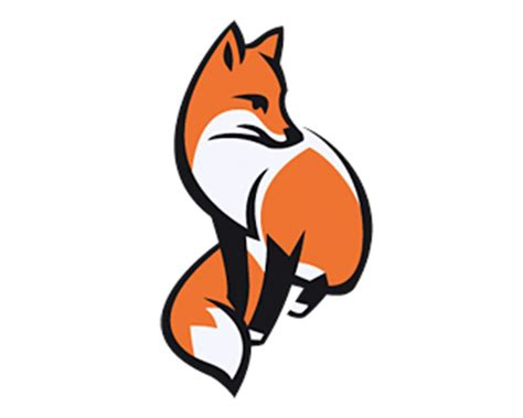 fox logo tattoo designs fox design logo
