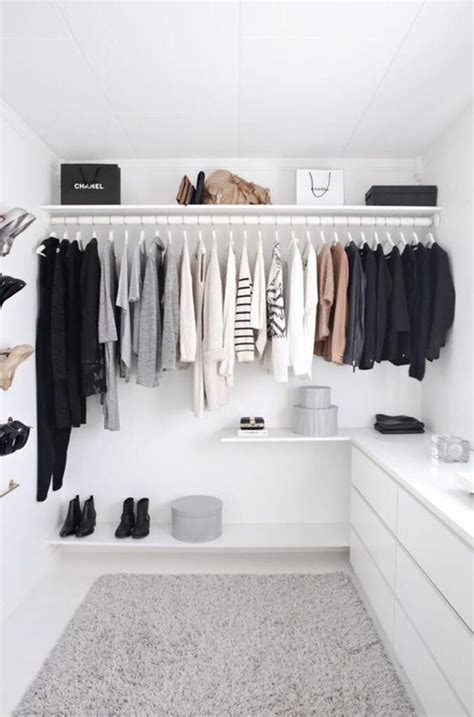 Black Clothes Closet Closet Goals Image 2503734 By Miss Dior On Favim