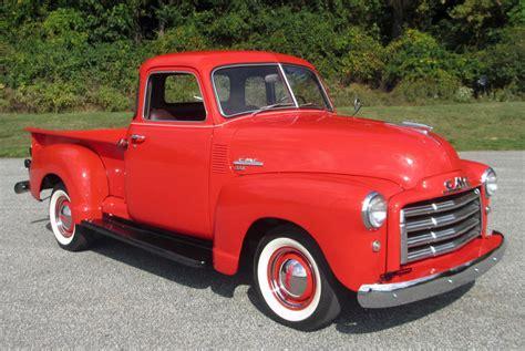 o connors gmc trucks 1949 gmc 1 2 ton connors motorcar company