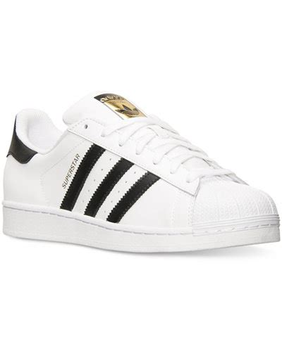 macy s basketball shoes adidas s superstar casual sneakers from finish line
