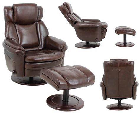 barcalounger ottoman barcalounger eclipse ii recliner chair and ottoman