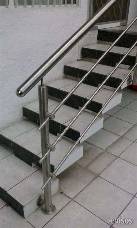 Imagenes De Pasamanos En Acero Inoxidable #5: 25-disenos-de-barandales-para-escaleras-interiores-y-exteriores-7.jpg
