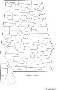 alabama labeled map